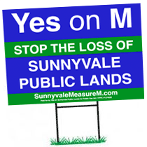 Yes on M - Lawn Sign